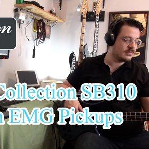Bass Collection SB310 (Emg Manyetikli) Bas Gitar Tanıtımı - Demo
