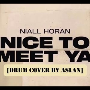 Niall Horan - Nice To Meet Ya (Drum Cover)
