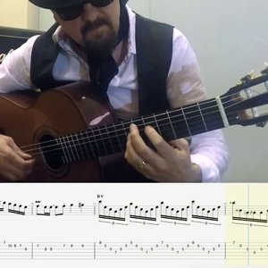 Romance Rumba Tab Score Tutorial Guitar Arrangement & Transcription by Arif DenizToker