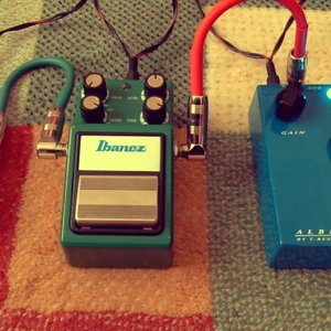 COMPARISON 1: Tube Screamers, Mooer Green Mile, T-Rex Alberta, Ibanez TS9DX Turbo Tube Screamer