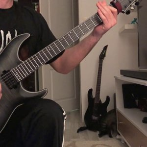 Lamb of God - Laid to Rest Guitar Playthrough (Kerem AKTUĞ)