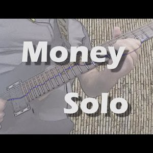 Pink Floyd - Money Solo (cover)