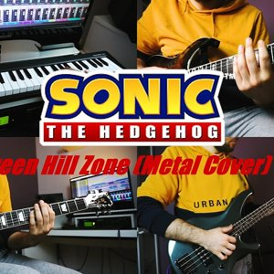 Sonic the Hedgehog - Green Hill Zone (Metal Cover)