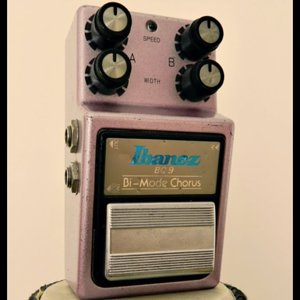 Ibanez BC9 Bi-Mode Chorus 1984 (RECORDED STEREO)