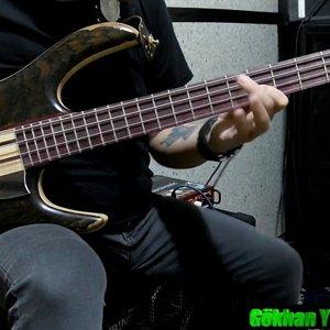 Slow Funk Bass improvisation - Slap Bass - Double Thumb - Finger Bass Techniques