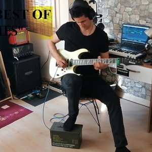 """Dream Theater - """"The Best of Times"""" solo cover-Halil YAVUZ"""