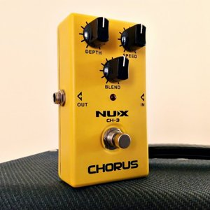 Nux CH-3 Chorus - THE BEST BUDGET CHORUS PEDAL EVER?