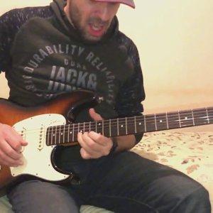 Quarantine Blues Guitar Noodle