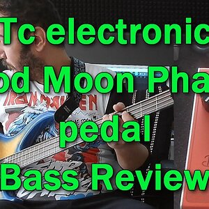 TC Electronic Blood Moon Phaser (Review by Gökhan Yumuşakdemir)