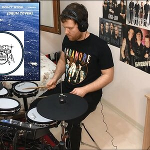 Oasis - Don't Stop... (Demo) | DRUM COVER