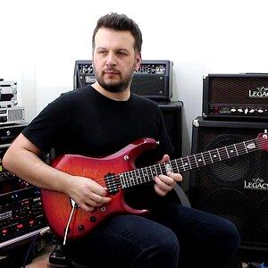 Erdem Birgül - Octavarium (Razor's Edge Solo)