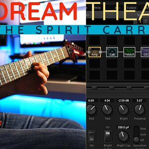 Dream Theater - The Spirit Carries On (Guitar Solo)