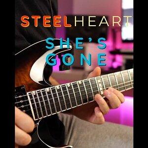 Steelheart - She's Gone (Guitar Solo)