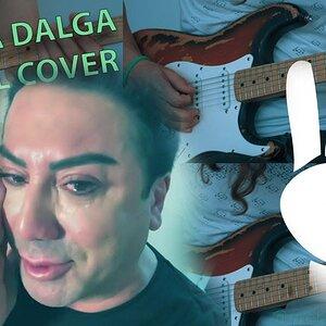 Murat Övüç - Dalga Dalga (Deniz Dibinde Hatçem) | Metal Cover