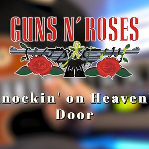Guns N' Roses - Knockin' on Heaven's Door (Solo 1 + 2)