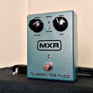 MXR Classic 108 Fuzz