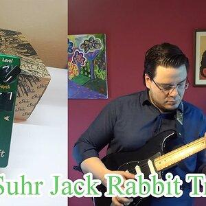 Suhr Jack Rabbit Tremolo Demo - Tanıtım