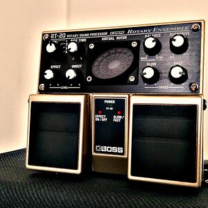 Boss RT-20 Rotary Ensemble (Stereo Record)