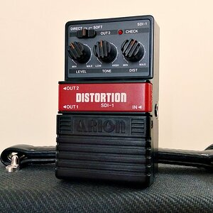 Arion SDI-1 Distortion 80's Made in Japan