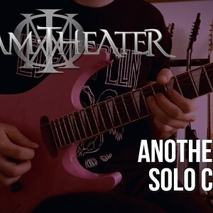 Dream Theater - Another Day Guitar Solo Cover