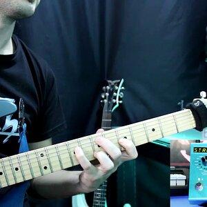 Best Guitar Pedal Strymon Big Sky Guitar Pedal Demo ( Part 1 )