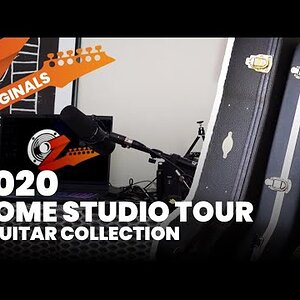 Guitarist Home Studio Tour 2020 & Guitar Collection