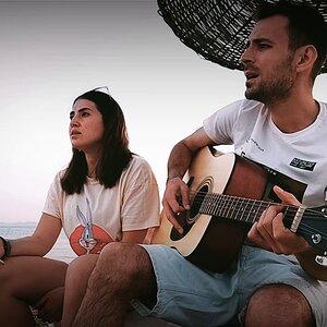 PLAJDA KONSER VERDİK 🙈😅 (Sürpriz şarkılar) - Murat & Şeyma
