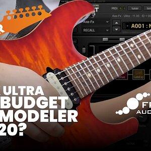 """Axe Fx Ultra - Best """"Budget"""" Amp Modeler in 2020?"""