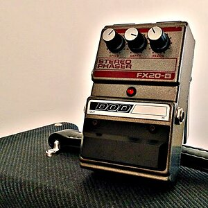 DOD FX-20B Stereo Phaser 90's Made in USA