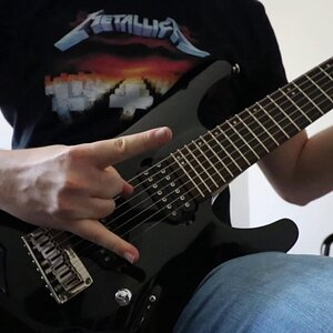 Metallica - Master of Puppets Cover (Neural DSP Omega Granophyre Tone Test)