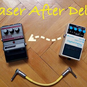 Experimental 1: PHASER after DELAY