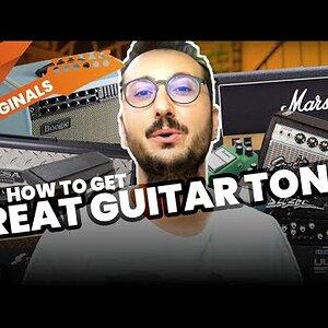 How to Get Great Guitar Tones