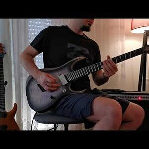 Death Flesh and the power it holds Intro (Guitar Cover)