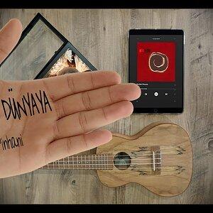 Pinhani - Dön Bak Dünyaya (Mutlak Sıfır 🚀 Ukulele Cover)