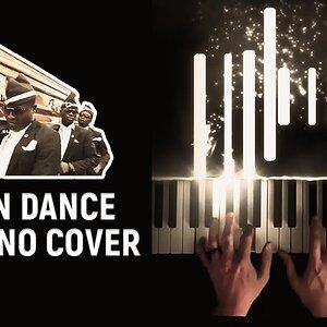 Coffin Dance - Üzgün Piyano Cover (Burukan Kuş)