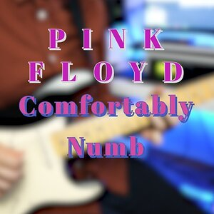 Pink Floyd - Comfortably Numb (Solo)