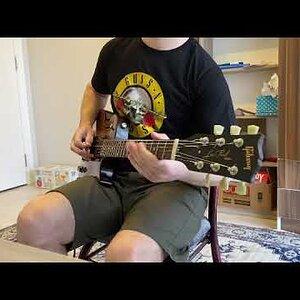 Dead or alive guitar solo