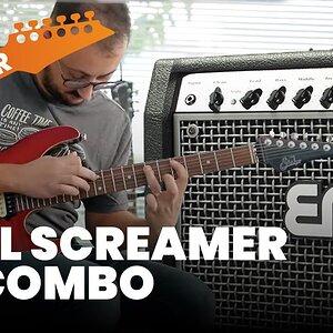 ENGL Screamer 50 Combo Test