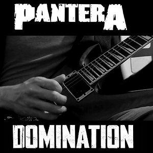 Pantera - Domination (Guitar Solo Cover)