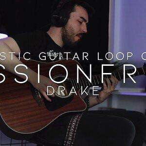 Atakan - Passionfruit (Guitar Loop Cover)
