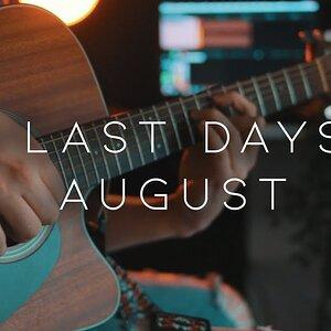 Atakan - The Last Days of August (Guitar Loop Original)