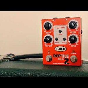 T-REX Reptile Delay 2