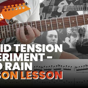 Liquid Tension Experiment - Acid Rain Unison Lesson