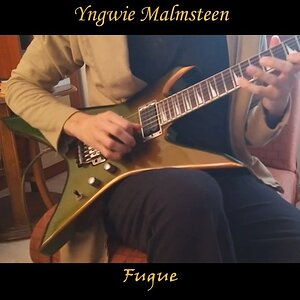 Yngwie Malmsteen - Fugue (Cover)