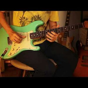 Sultans of Swing First Solo Cover