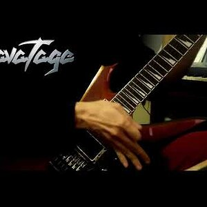 Savatage - Edge Of Thorns (Guitar Solo Cover)