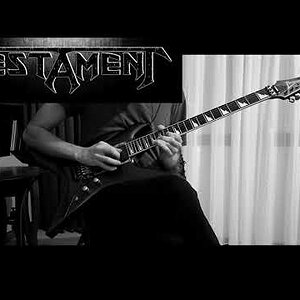 Testament - Over The Wall (Guitar Solo Cover)