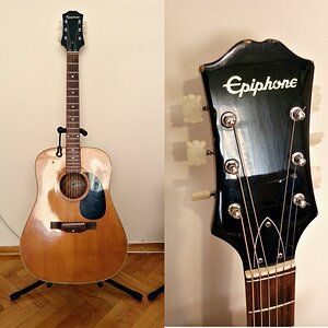 Epiphone 6730 Acoustic 1964-1971 Made in Japan