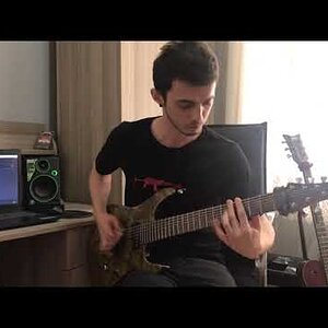 Wage War - ''The River'' Full Cover