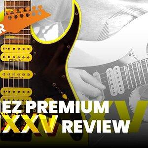 Ibanez Premium RG1XXV Review